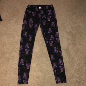 LLR owl leggings